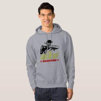 muay thai elbow hoodie