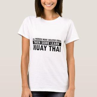 Muay Thai gift items T-Shirt