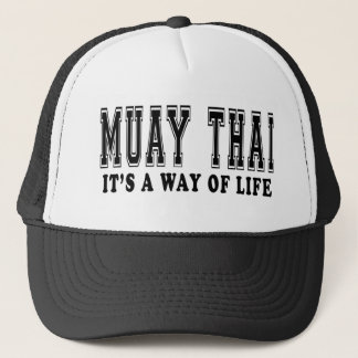 Muay Thai It's way of life Trucker Hat