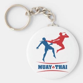 Muay Thai Key Chain
