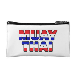 Muay Thai Makeup Bag