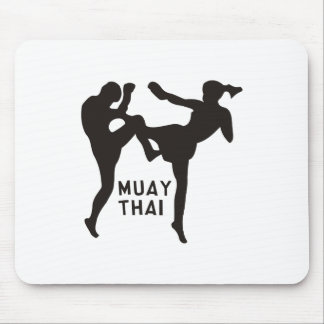 Muay Thai Mouse Mat