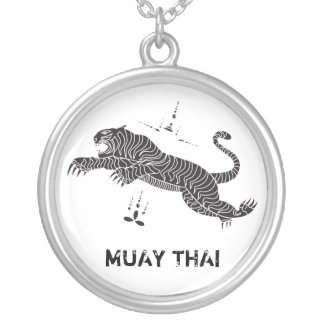 MUAY THAI TIGER necklace