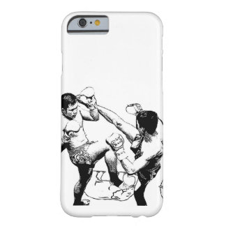 muaythai fight kick barely there iPhone 6 case