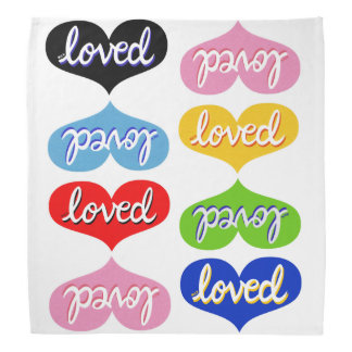 Much loved - Bandana