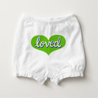 Much Loved - Diaper Bloomers Nappy Cover