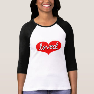 Much Loved - Womens T-Shirt