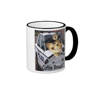 Much Needed Break Ringer Mug