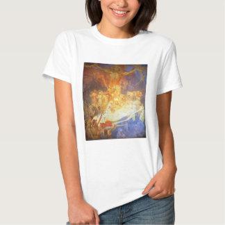 Mucha - Apotheosis of the Slavs T-shirts