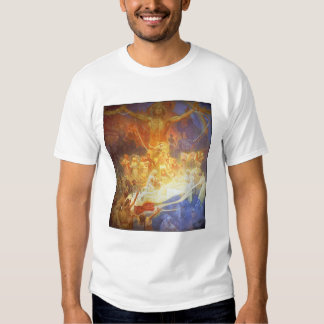 Mucha - Apotheosis of the Slavs Tee Shirts