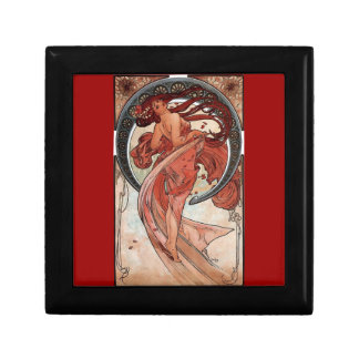 Mucha Dance art deco Gift Box