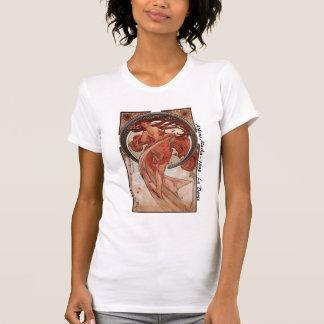 Mucha - La Danse T-Shirt
