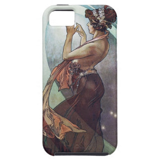 Mucha - Pole Star -  iPhone 5 case