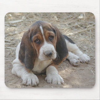 Mucky Puppy Mouse Pad