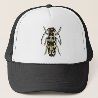 Mud beetle trucker hat