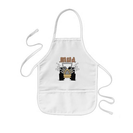 Mud Buggy Tshirts and Gifts Apron