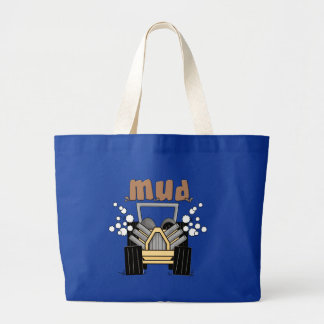 Mud Buggy Tshirts and Gifts Jumbo Tote Bag