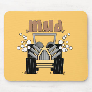 Mud Buggy Tshirts and Gifts Mouse Pad