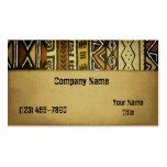 Mud Cloth 2 Business Card