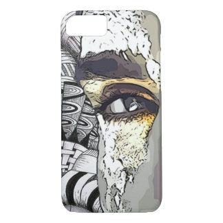 Mud man Cellphone case