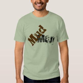 Mud Man Oilman Potters T-Shirt
