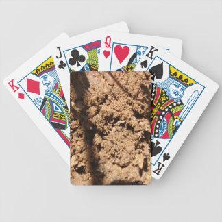 Mud Playing Cards