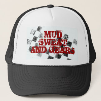 MUD SWEAT AND GEARS TRUCKER HAT