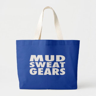 MUD SWEAT GEARS LARGE TOTE BAG