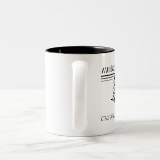 MudBud's coffee mug