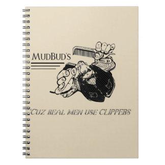MudBud's notebook