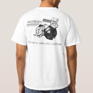 MudBud's plain t-shirt