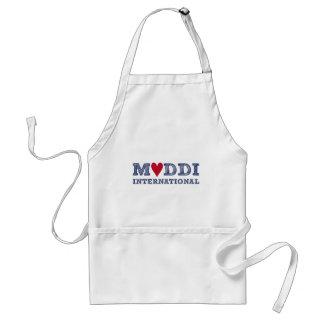 MUDDI INTL Series zum Muttertag Standard Apron