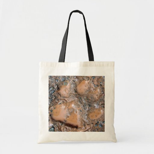 Muddy Dog Print 1 Bag