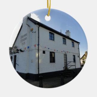 Mudeford Spit Christmas Ornament