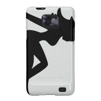Mudflap Girl Samsung Galaxy SII Cases