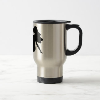 Mudflap Girl Travel Mug