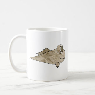 Mudskipper Fish. Coffee Mug