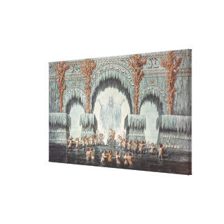 Muehleborn's Water Palace Canvas Print