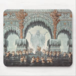 Muehleborn's Water Palace Mouse Mat