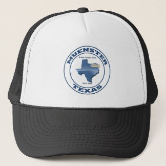 Muenster, Texas Trucker Hat