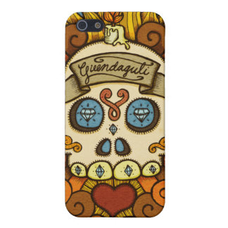 Muerte Cover For iPhone 5