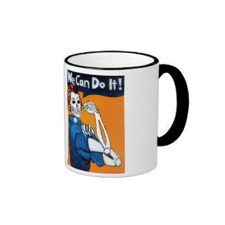 Muerto Rosie Mug