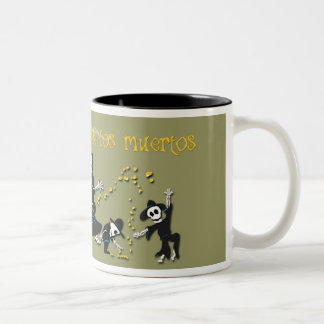 Muertos Coffee Cup Coffee Mug
