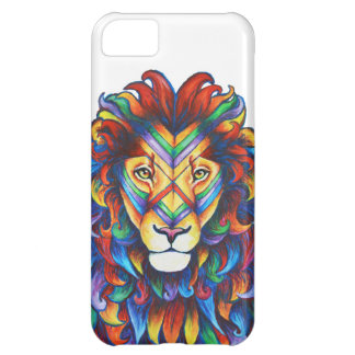 Mufasa in Technicolour iPhone 5C Case