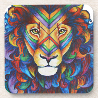 Mufasa's new hair do coaster