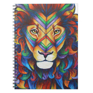 Mufasa's new hair do notebook
