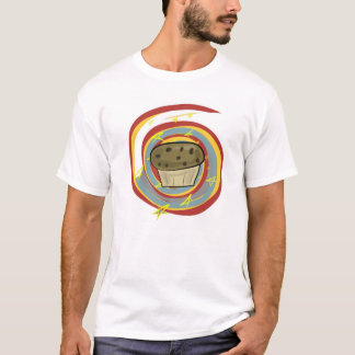 Muffin Illustration T-shirt