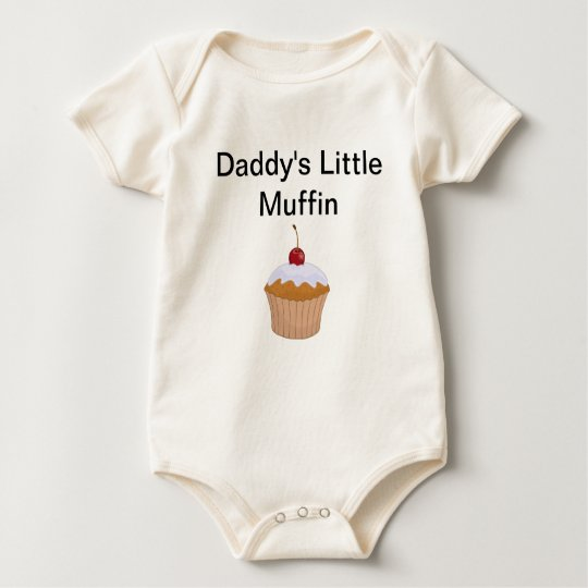 Muffin Jumper Baby Bodysuit