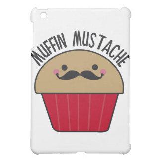 Muffin Mustache iPad Mini Cases