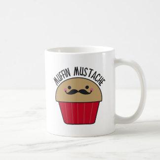 Muffin Mustache Mugs